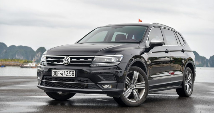 Khuyen mai khi mua Volkswagen Tiguan
