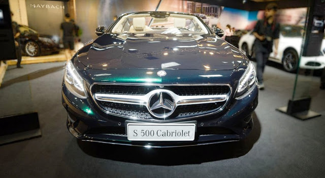Mercedes Benz S500 gia
