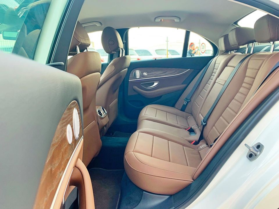 Mercedes E200 2020 trang bi an toan