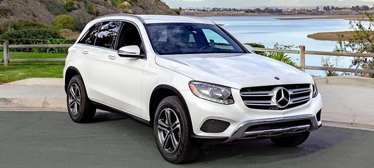 Thiet ke ngoai that Mercedes Benz GLC