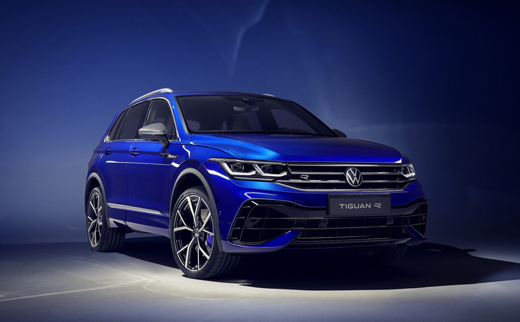 Thong so ky thuat Volkswagen Tiguan