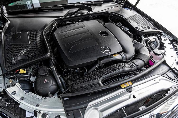 Trang bi an toan Mercedes Benz S Class