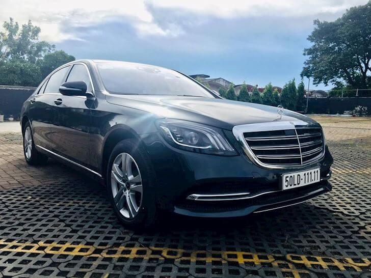 Biển số xe LD cấp cho xe của các doanh nghiệp có vốn nước ngoài, xe thuê của nước ngoài, xe của công ty nước ngoài trúng thầu