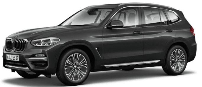 giá xe bmw x3 sophisto grey