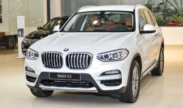 bmw x3 tong the