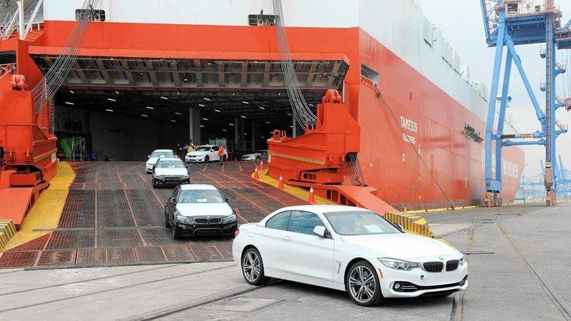 Cách tính thuế nhập khẩu ô tô
