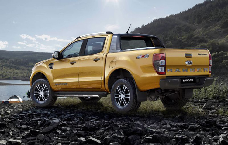 danh gia chung ford ranger 2020