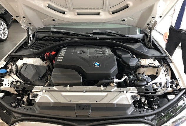 dong co xe bmw 320i