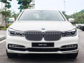 gia xe BMW 730Li