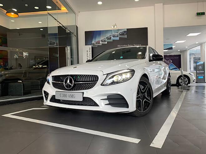 gia xe Mercedes benz C300