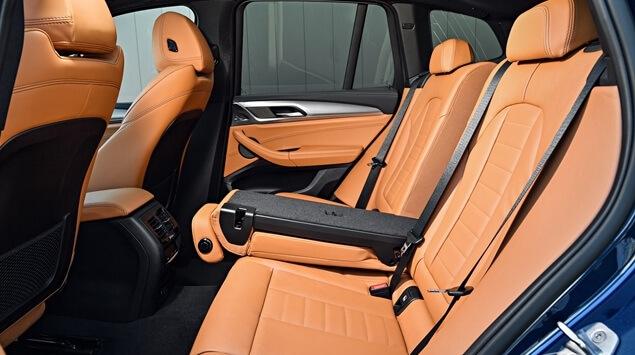 hang ghe sau BMW X3