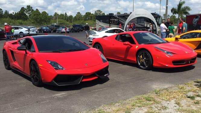 Mệnh Mộc nên mua xe màu đỏ
