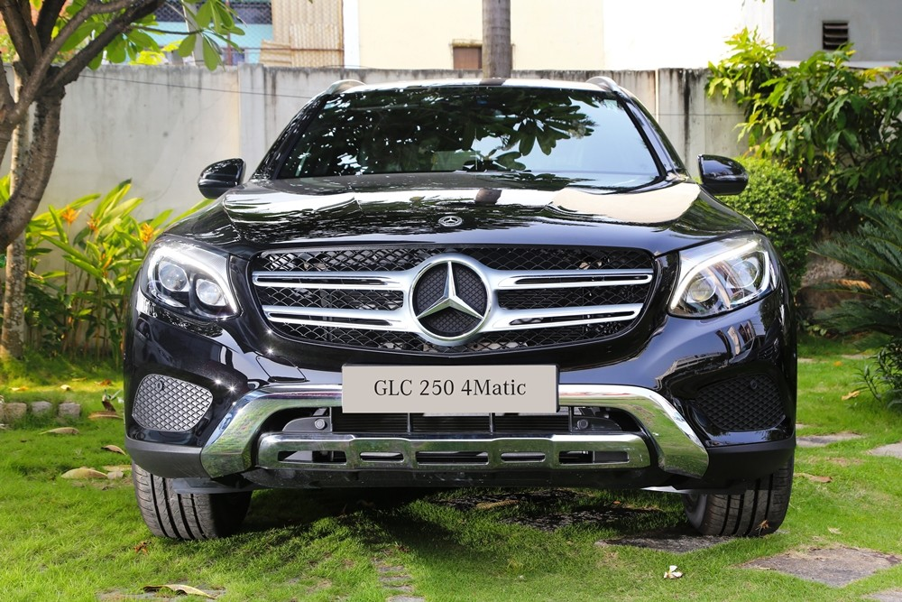 mercedes benz glc 250 4matic 2020