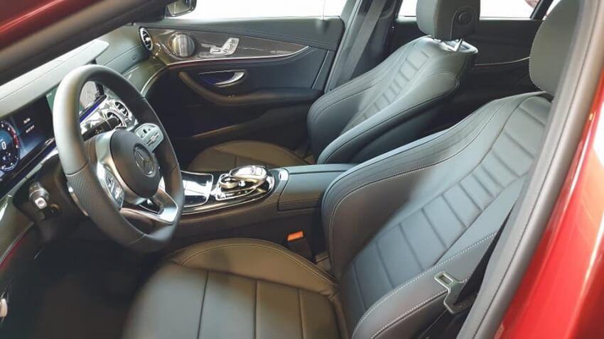 noi that Mercedes E300 2020