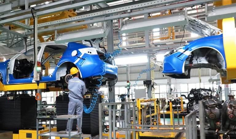 Thuế tiêu thụ đặc biệt đánh vào ô tô nhập khẩu