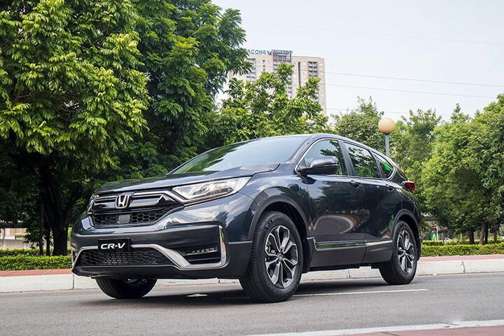 Xe Honda CR-V 2020 hợp với mệnh Thủy