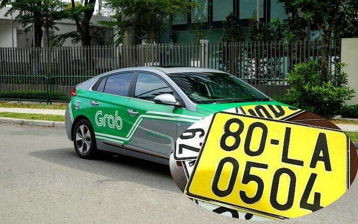 Xe ô tô hoạt động kinh doanh vận tải cần đổi biển số vàng