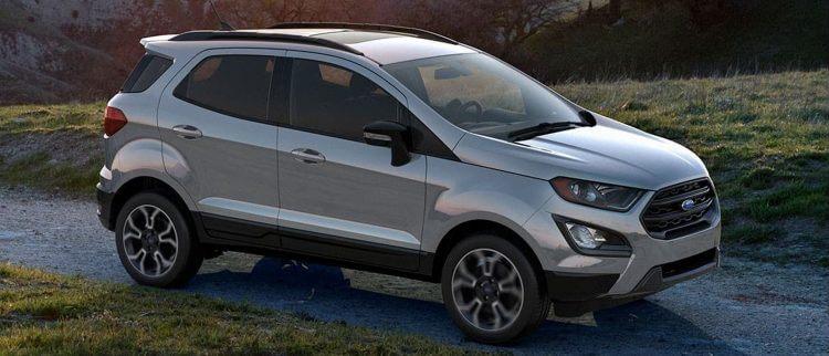 giá xe Ford Ecosport