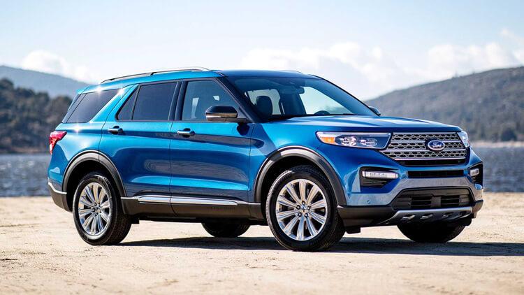 Gia Ford Explorer 2019
