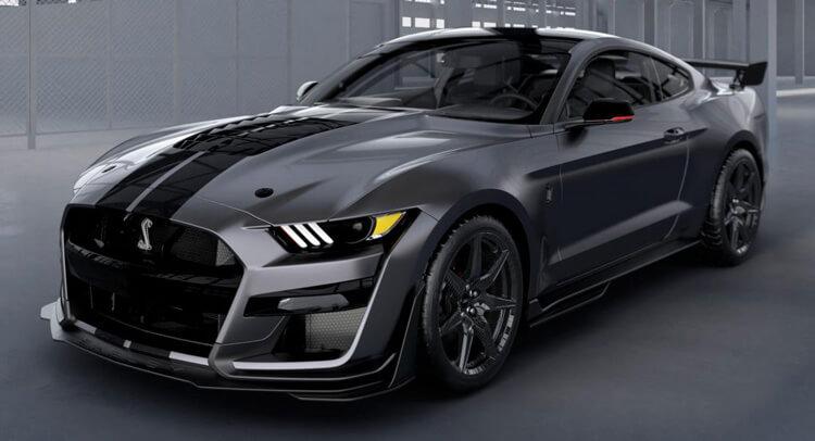 Kha nang van hanh Ford Mustang