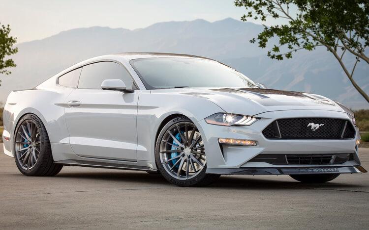 Thiet ke ngoai that Ford Mustang
