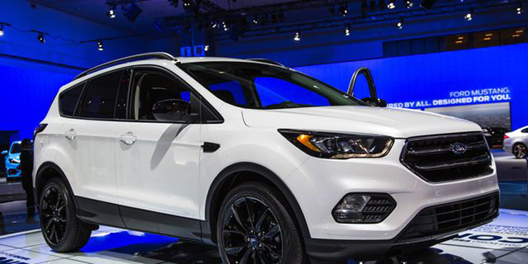 Thong so ky thuat Ford Escape