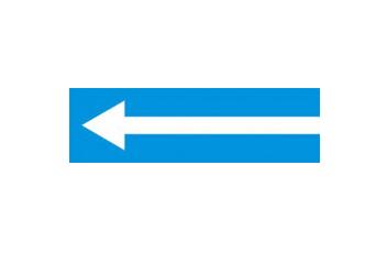 Biển báo hiệu đường 1 chiều407c rẽ trái