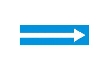 Biển báo hiệu đường một chiều R 407b rẽ phải