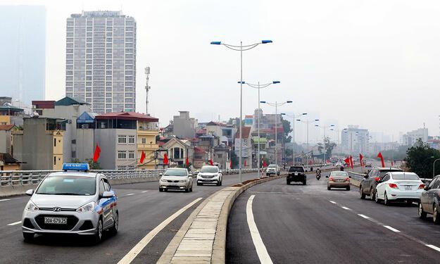 đường 2 chiều