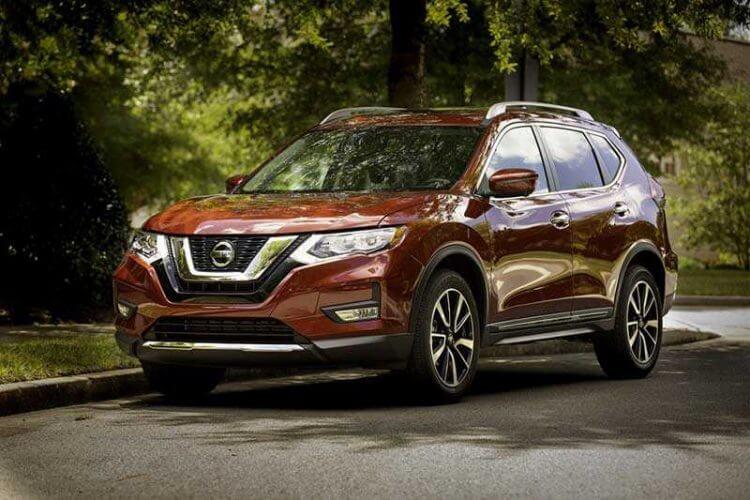 Ngoai That Nissan X-Trail