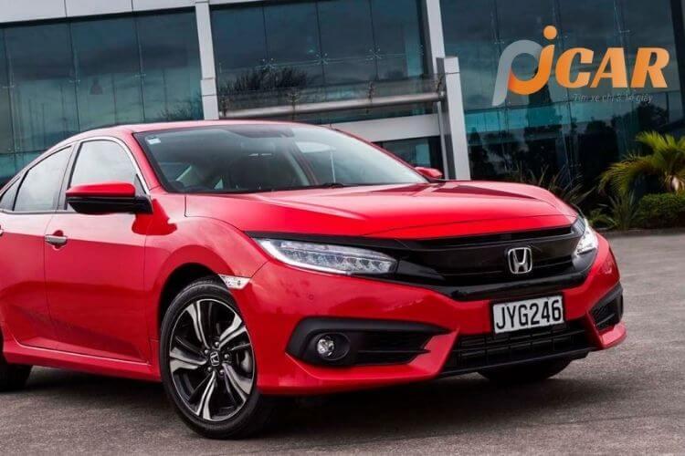 Giá lăn bánh Honda Civic 2021