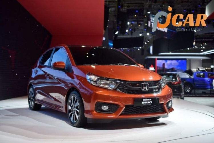 Bảng giá xe Honda Brio 2021