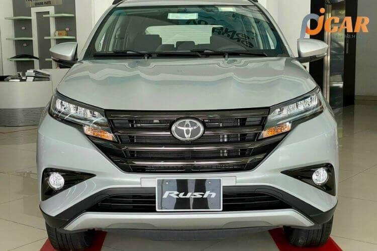 Đầu Xe Toyota Rush 2021