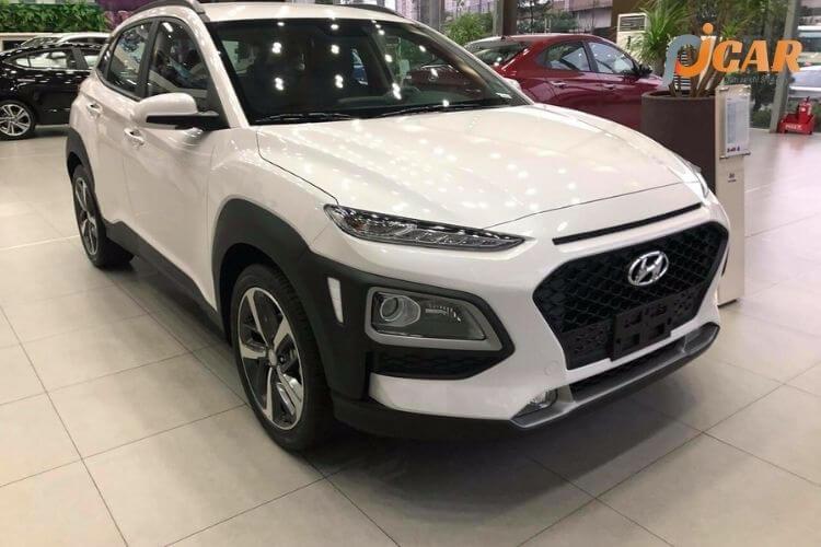 Giá xe Hyundai Kona 2021 combo ĐẸP cộng VỪA TÚI TIỀN