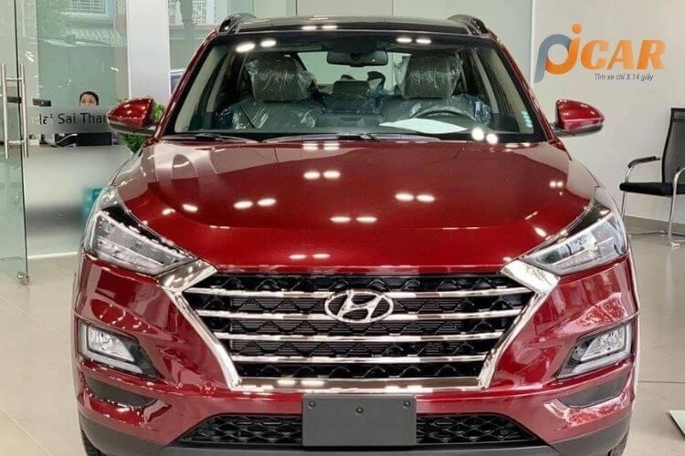 Giá xe Hyundai Tucson 2021