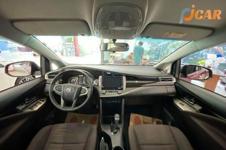 Nội Thất Mẫu Xe Toyota Innova 2021