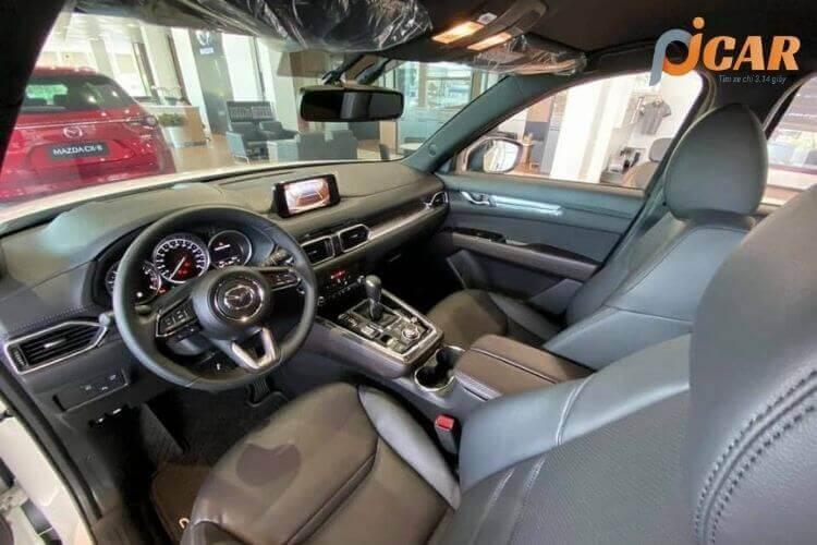 Nội thất Mazda CX 8 2021