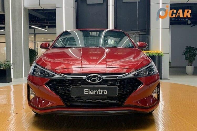 Ảnh Hyundai Elantra 2021
