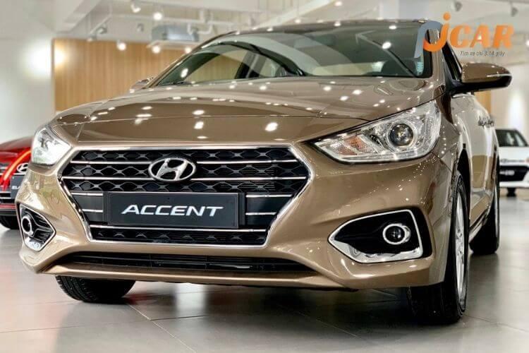 Đánh giá xe Hyundai Accent 2021 viet nam