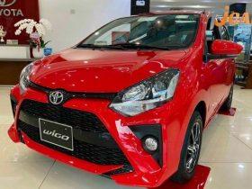 Toyota Wigo 2021