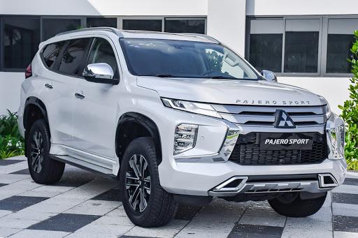 danh gia xe Mitsubishi Pajero 2021