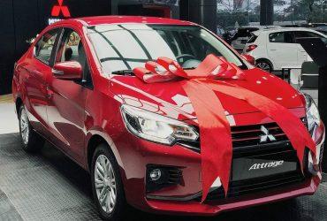 danh gia xe Mitsubishi attrage 2021 1