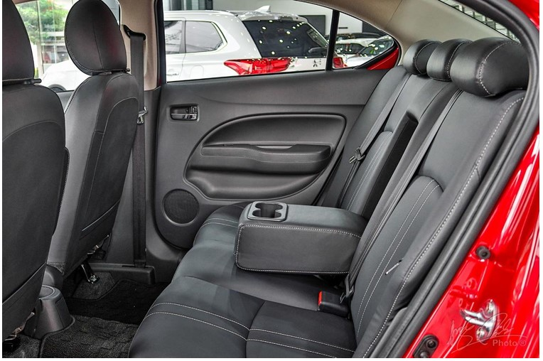 danh gia xe Mitsubishi attrage 2021 ve do an toan