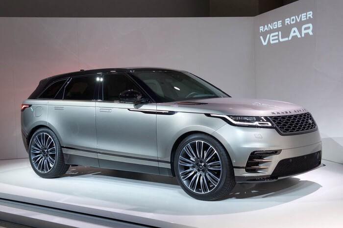 danh gia xe range rover velar
